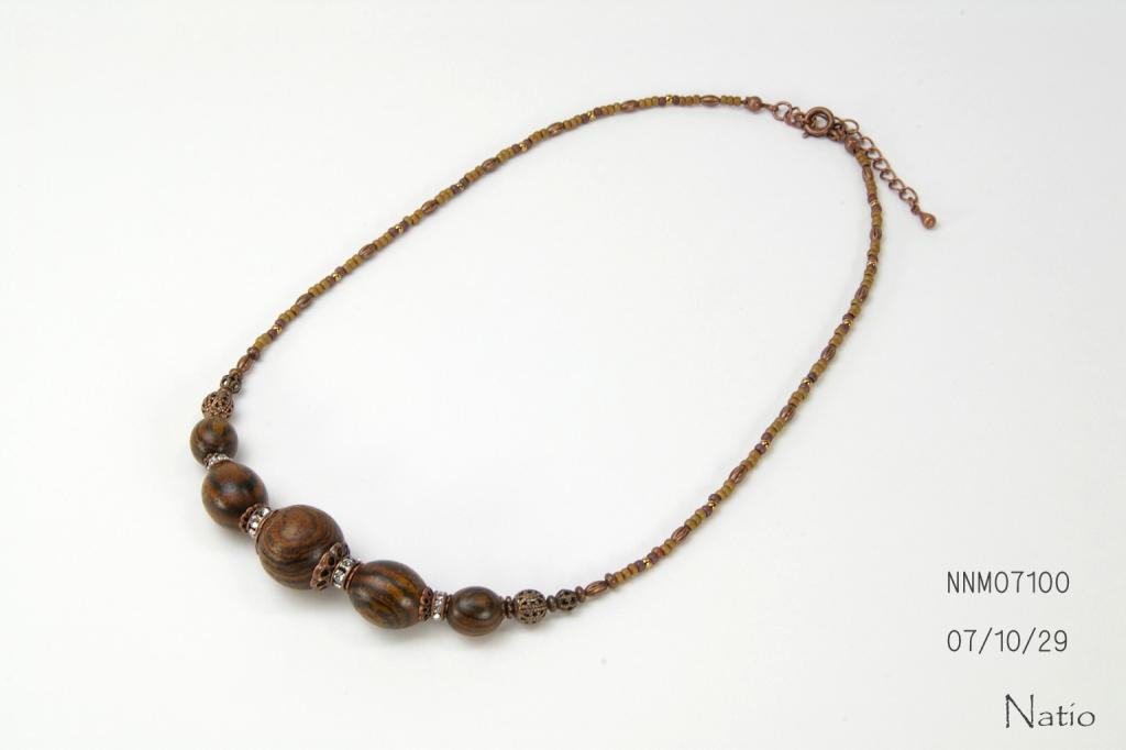 ボコテのネックレス の画像