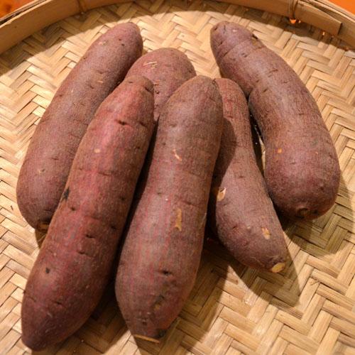 紅はるか 3kg(無農薬・無肥料)の画像