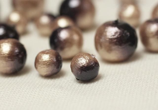 コットンパール-《Bi-10》チョコレート×ナッツの画像