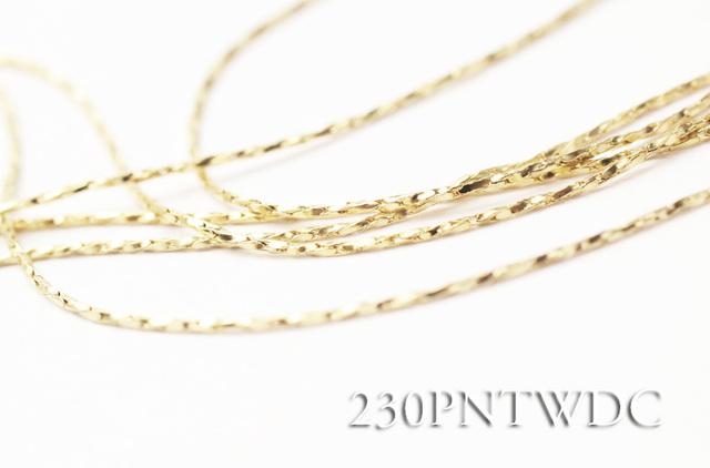【2m】スクリュースエッジチェーン《230PN-TWDC》画像