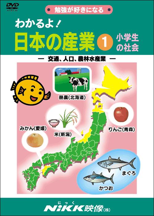 わかるよ!日本の産業1の画像