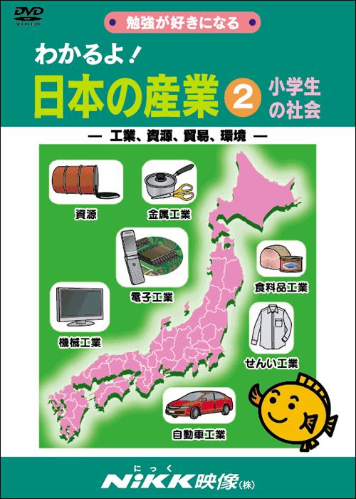 わかるよ!日本の産業2の画像