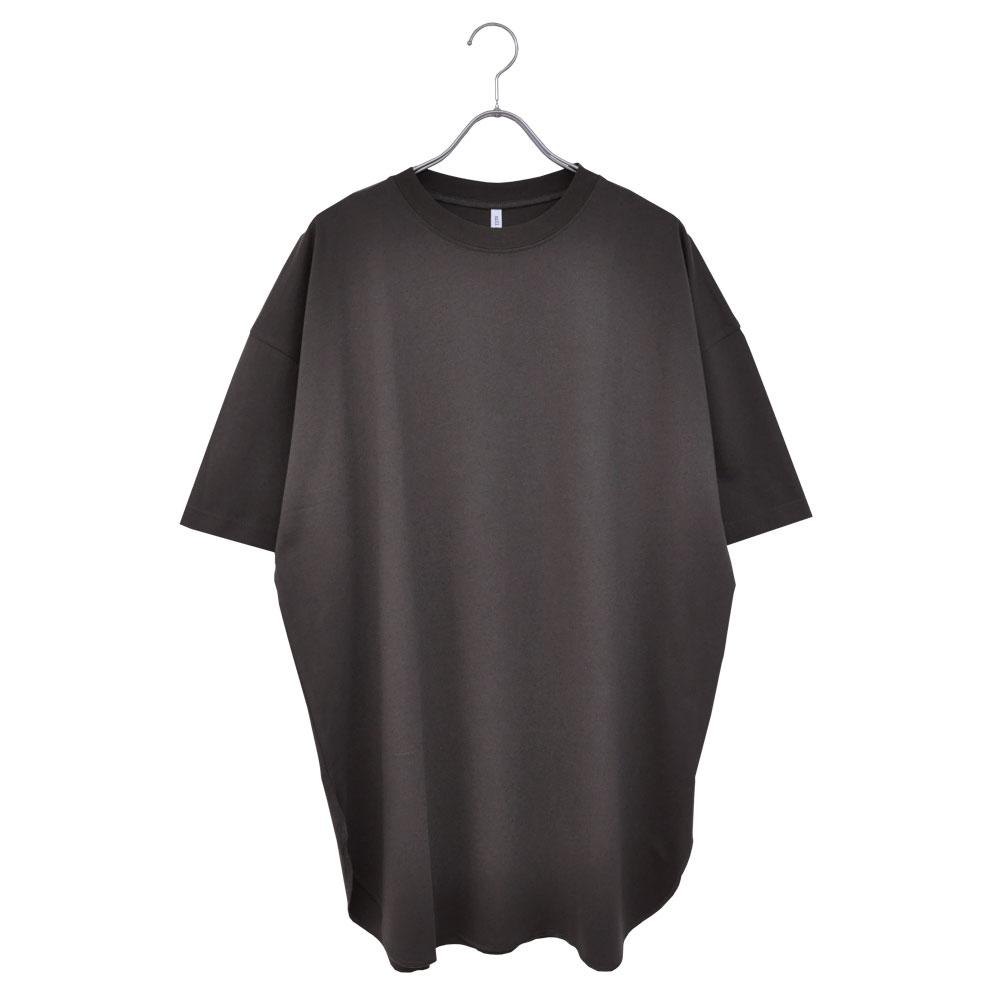 丈長半袖Tシャツ-j20-11の画像