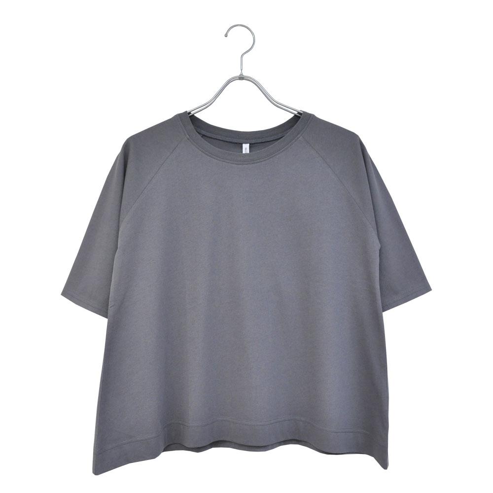 ラグラン五分袖-t20-09の画像