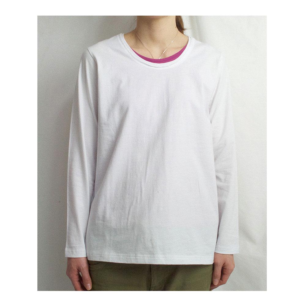 長袖Tシャツ-t16-20の画像