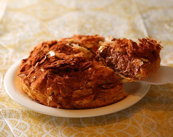 チョコムースパイの画像