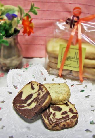 手作りクッキー画像
