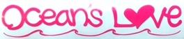 NEW LOVEロゴストレート ステッカー ピンクの画像