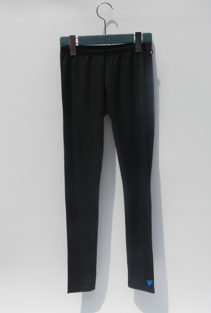 【レディース】UVカットレギンス ブラック画像