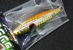 BLISS ブリス ナッツジグ 60g オレンジゴールドの画像