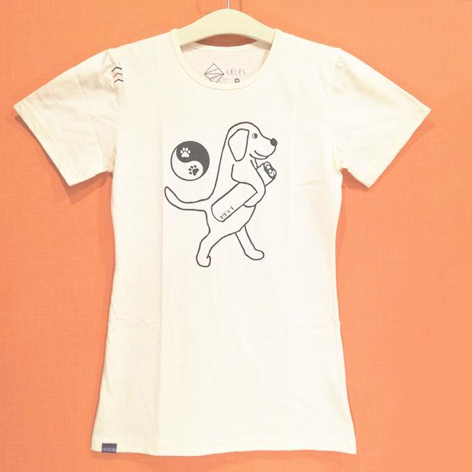 プラクティスTシャツ【ヨガラブ】の画像