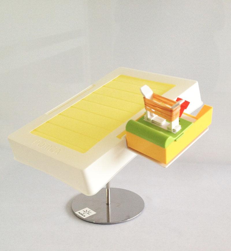ロッドケース&スタンドセット(ペーパーBOX2タイプ)の画像