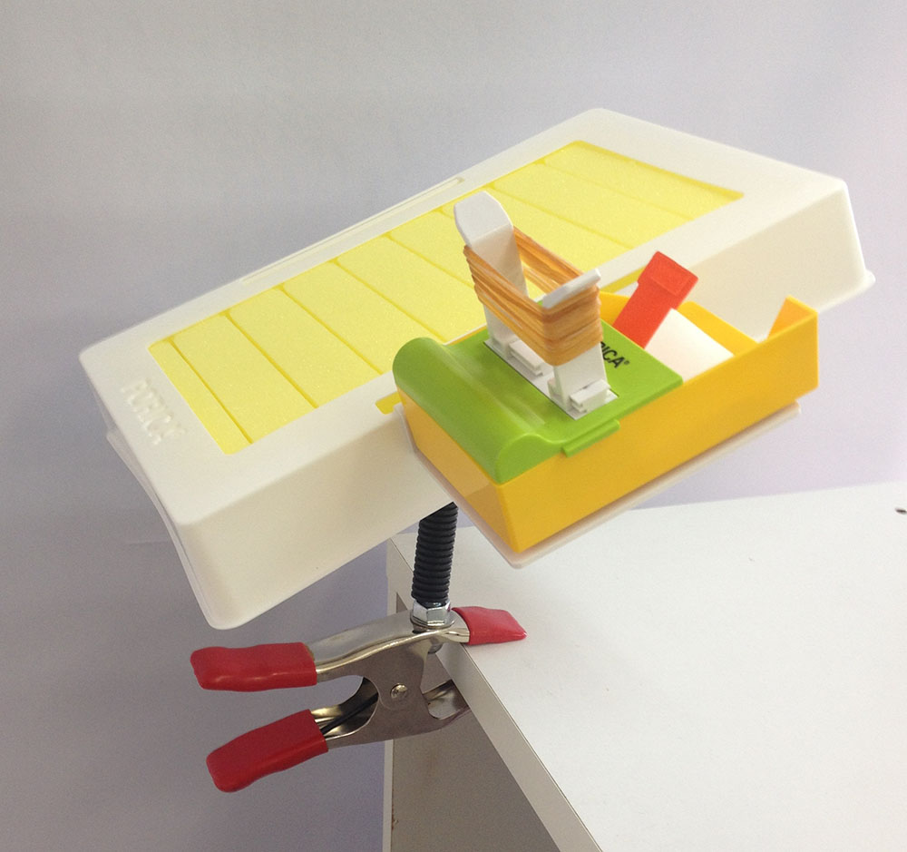 ロッドケース&クリップスタンドセット(ペーパーBOX2タイプ)画像