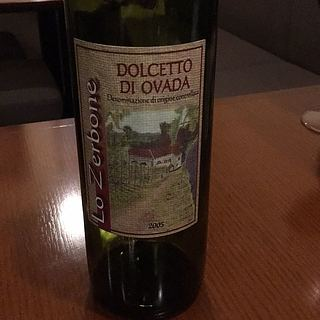 Lo Zerbone Dolcetto di Ovada 2005の画像