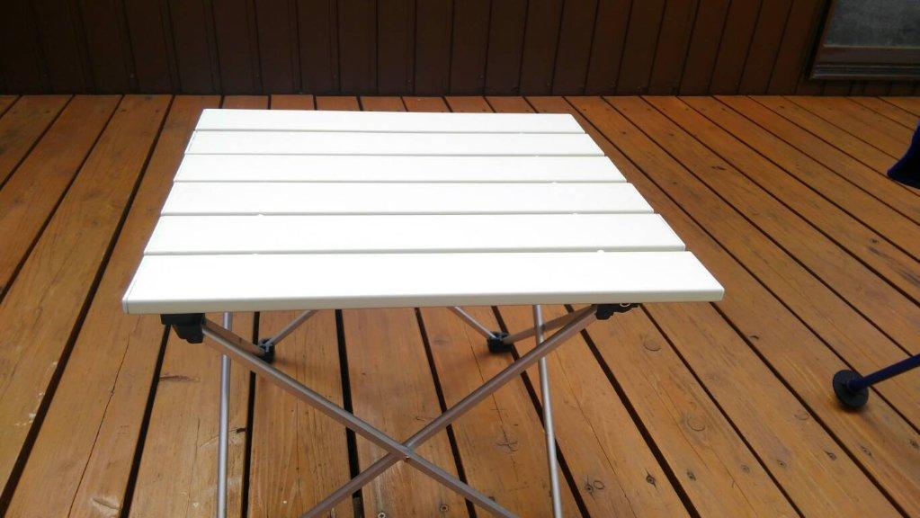 コンパクトテーブル(インディ727に最適)の画像