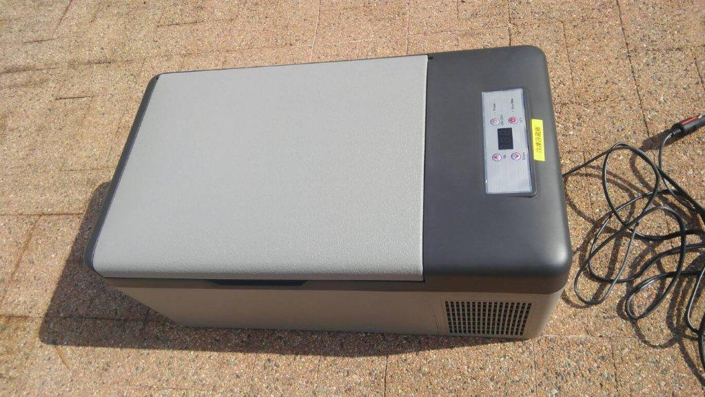インディ用冷凍冷蔵庫の画像