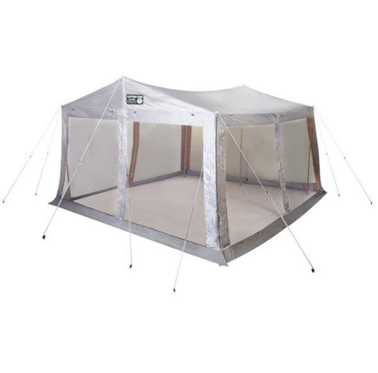 ラニーメッシュ タープ テントの画像