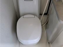 トイレの使用の画像