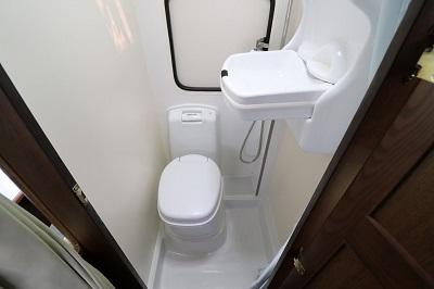リバティ トイレの使用画像