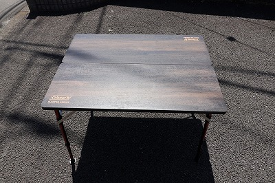 バタフライテーブル(武蔵村山ステーション)画像