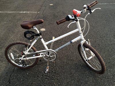 外装7段変速自転車(木津川店)画像