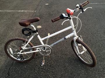 外装7段変速自転車(木津川店)の画像