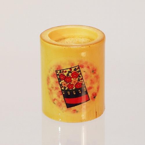Bamboo Thimble(竹製 指貫き)・花札Aの画像