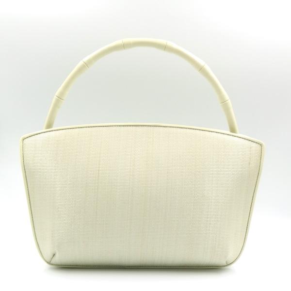 襟の衿秀(えりひで) ホースヘアバッグ 貴婦人 / ライトグリーン 金銀糸使用 日本製 / 即日発送可 / 新品 正規品の画像
