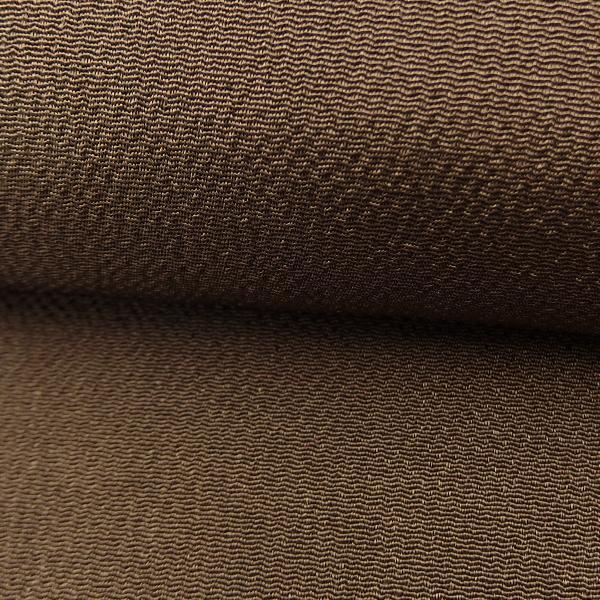 和小物さくら SACRA 無地帯揚げ 丹後ちりめん 縮緬 / 樺茶色 / 日本製 絹100% / 無料配送対応可 即日発送可 / 新品 正規品の画像