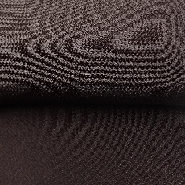 和小物さくら SACRA 無地帯揚げ 丹後ちりめん 縮緬 / 黒茶(25) / 日本製 絹100% / 無料配送対応可 即日発送可 / 新品 正規品の画像