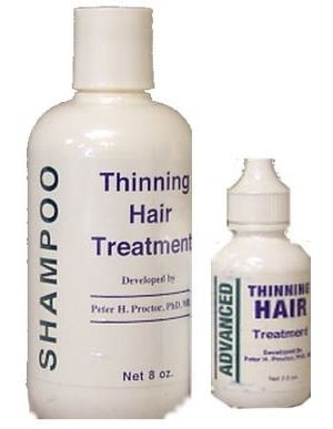NANO 毛髪再生セット(天然ミノキシジル ナノ配合) 薄毛、脱毛、はげ対策   の画像