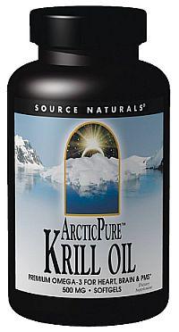 アークティックピュア クリルイル l 500 mg  120 ソフトジェルの画像
