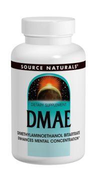 DMAE  351 mg ジメチルアミノエタノール酸性酒石酸の画像