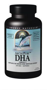 ArcticPure DHA Omega 3  120 ソフトジェルの画像