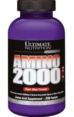 アミノ酸サプリ スーパー乳清アミノ2000  乳清から抽出 325タブレットの画像