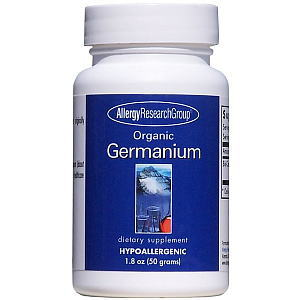 有機ゲルマニウム粉 GE-132 オーガニックゲルマニウムパウダー 50グラム   の画像