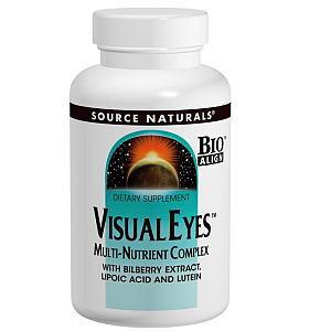 眼のサプリメント ビジュアルアイズの画像