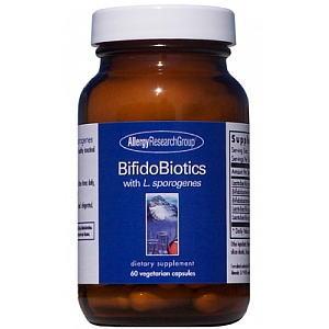 乳酸菌ビフィドバイオティクス L.スポロゲネス入り 60植物性カプセルの画像