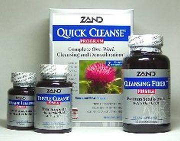 クイッククレンズプログラム(ザンド博士の体内毒素浄化 Detox システム)の画像