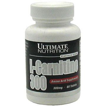 L−カルニチン(L-CARNITINE) ダイエットアミノ酸 300mg 60タブレットの画像