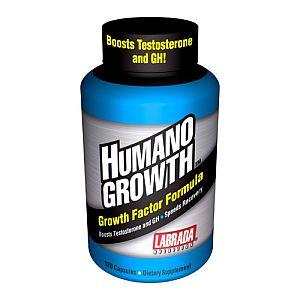 成長ホルモン因子 Humanogrowth (ヒューマノグロース) 120カプセルの画像