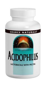 アシドフィルス 乳酸菌とペクチン  250カプセル画像