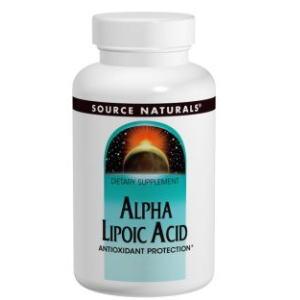 アルファリポ酸(αリポ酸) 200mg 60タブレットの画像