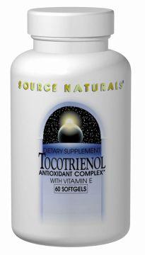 トコトリエノール スーパービタミンE 30ソフトジェル ソースナチュラル社製 の画像