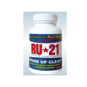 RU-21 二日酔 対策サプリメント 120タブレットの画像