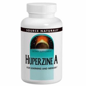 ヒューパジンA(Huperzine A) サプリメント  200mcgの画像