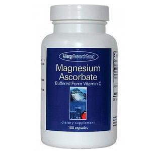 ビタミンC(マグネシウムアスコルビン酸) 100カプセルの画像