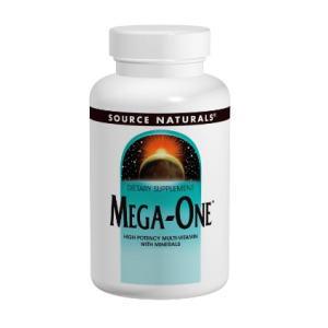メガワン・マルチビタミンとミネラル  180タブレットの画像