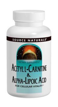 アセチルL-カルニチン アルファリポ酸 650mg  240 タブレットの画像