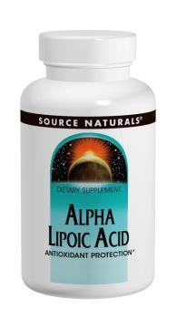 アルファリポ酸(αリポ酸) 200mg 120タブレットの画像